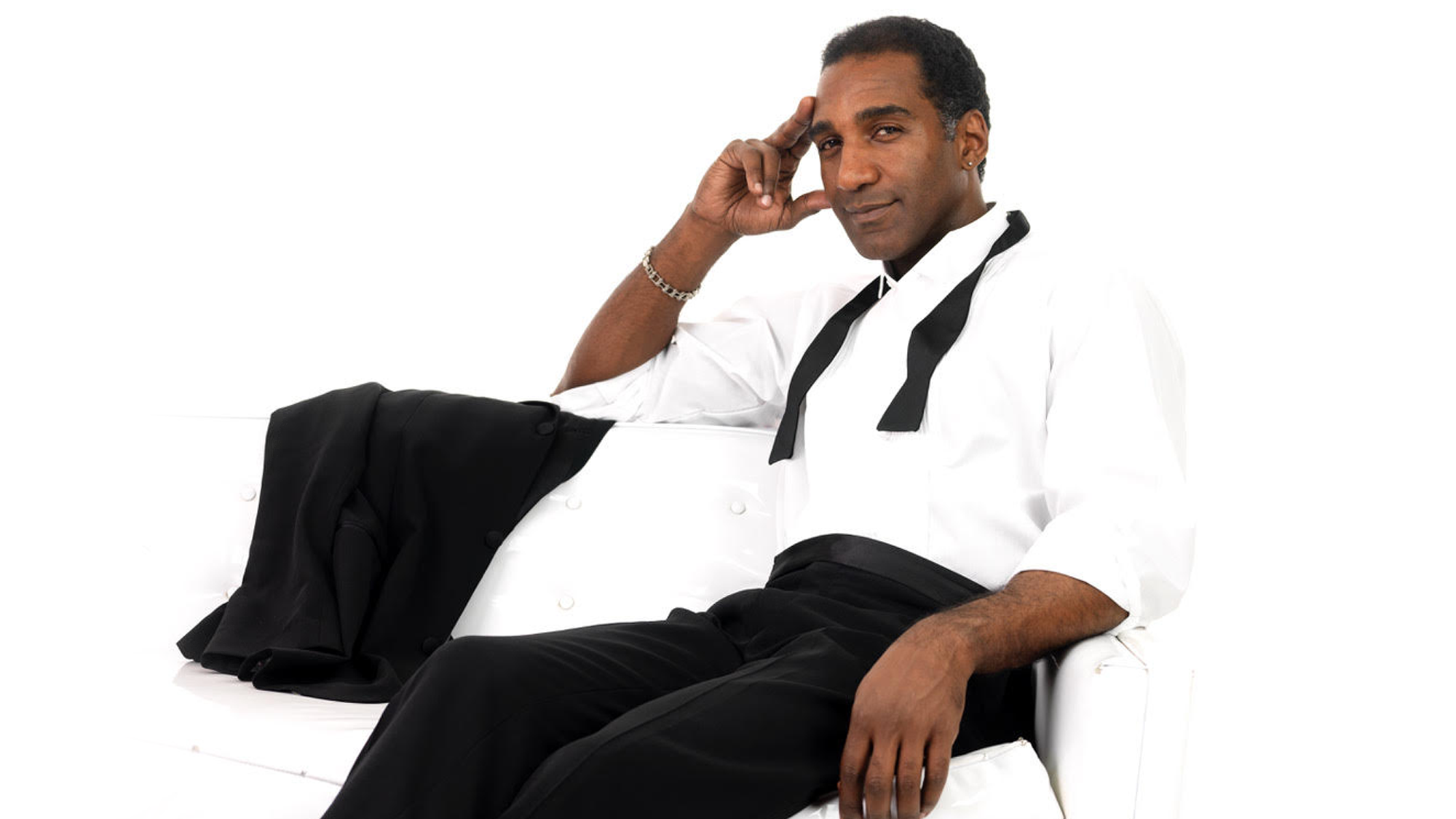 Who Is Bobby Lewis On Norm Lewis' Christmas Album 2021
