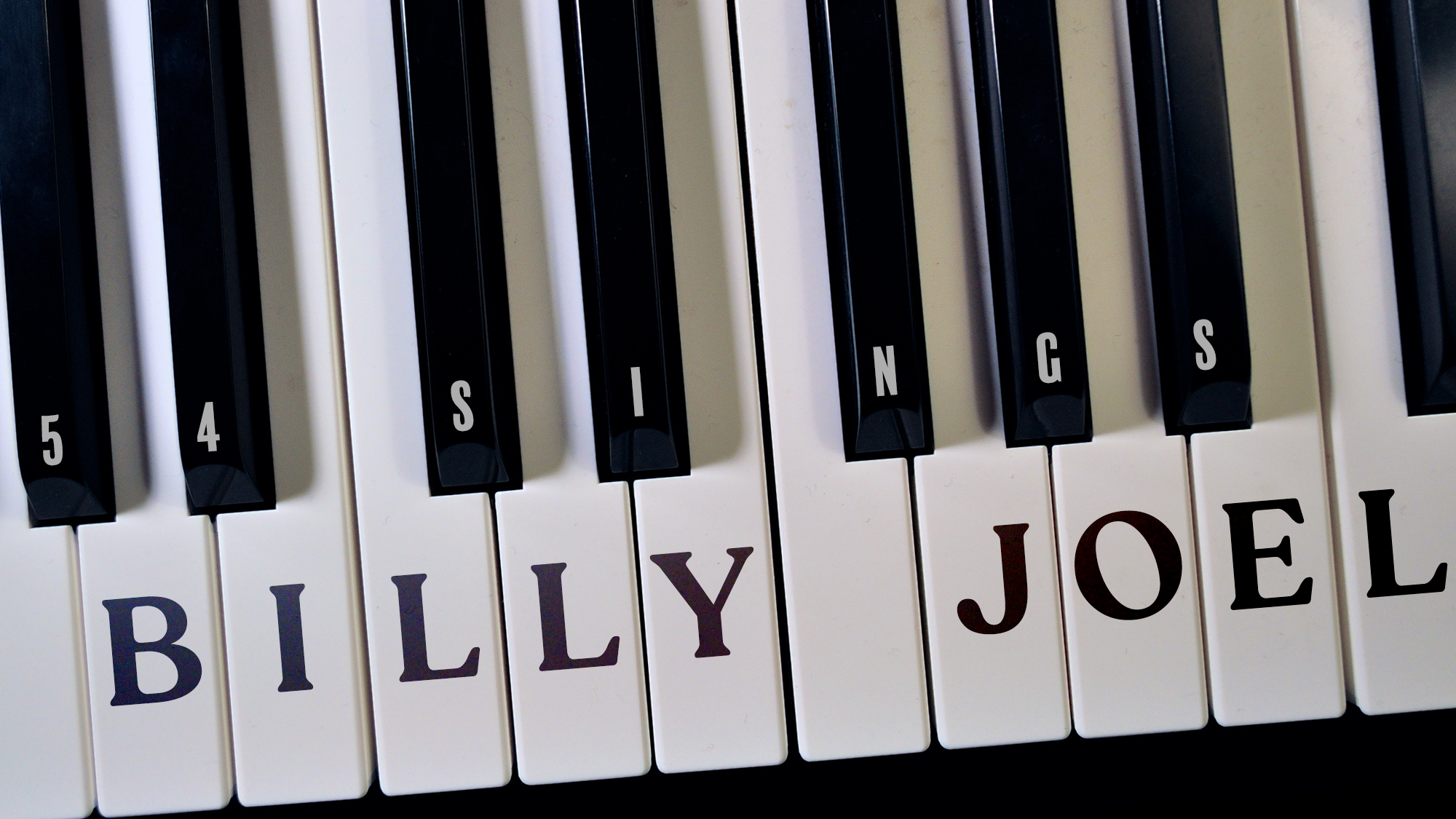 54 Sings Billy Joel