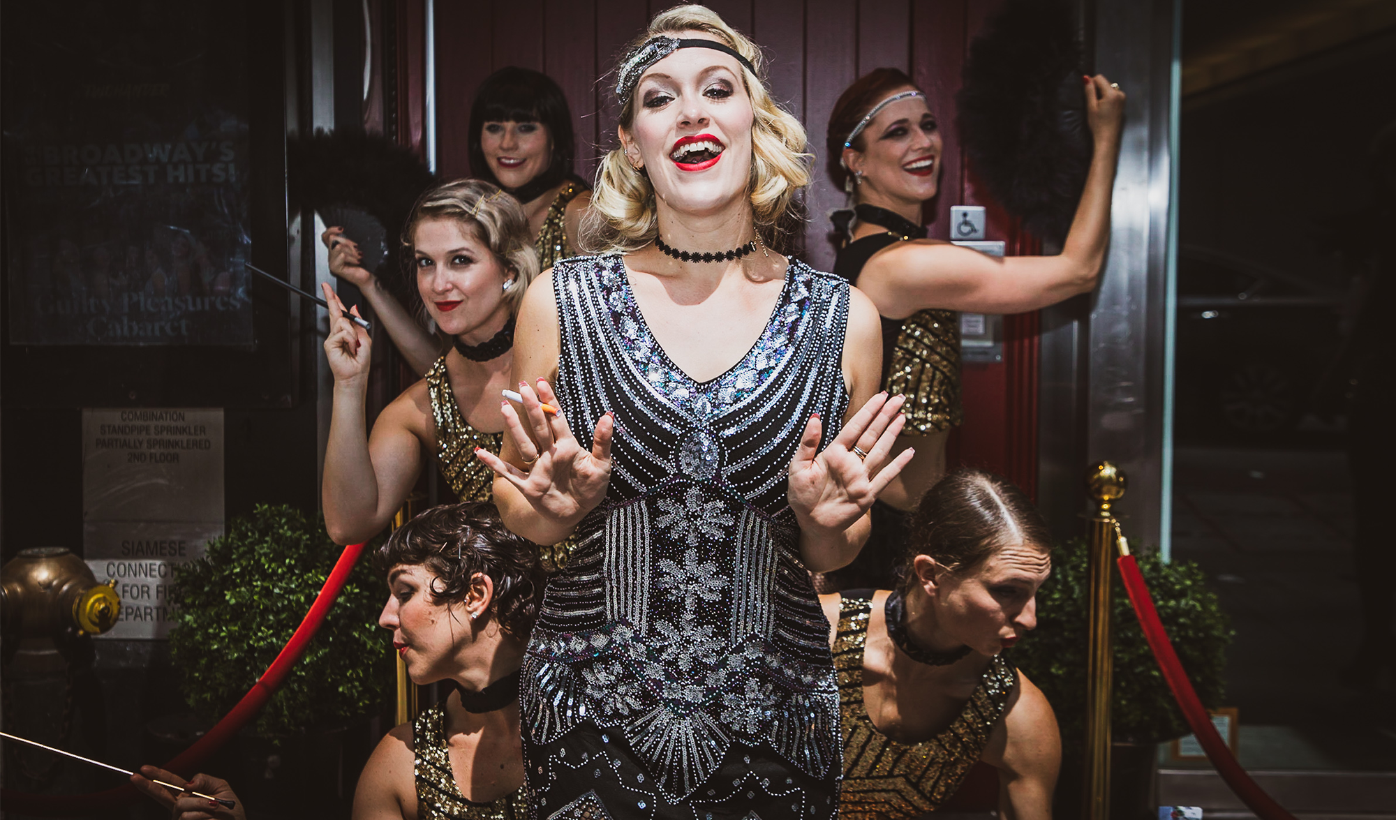 Guilty Pleasures Cabaret Speakeasy Social