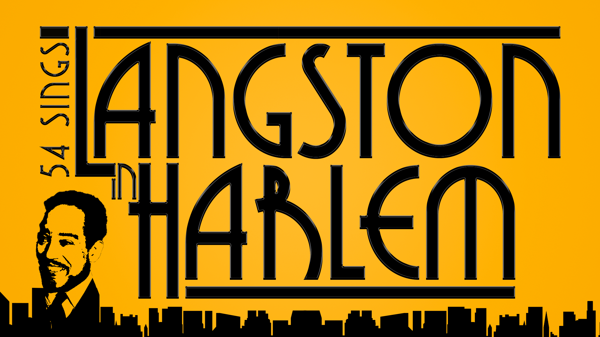 54 Sings Langston in Harlem