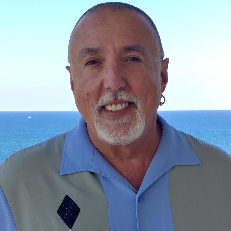 Barry Harman