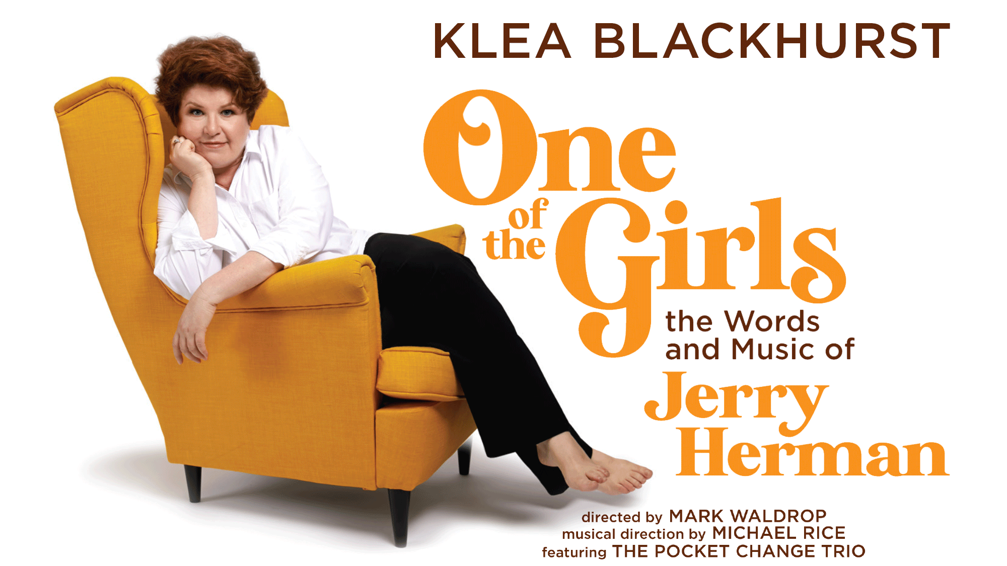 Klea Blackhurst: The Words and Music of Jerry Herman
