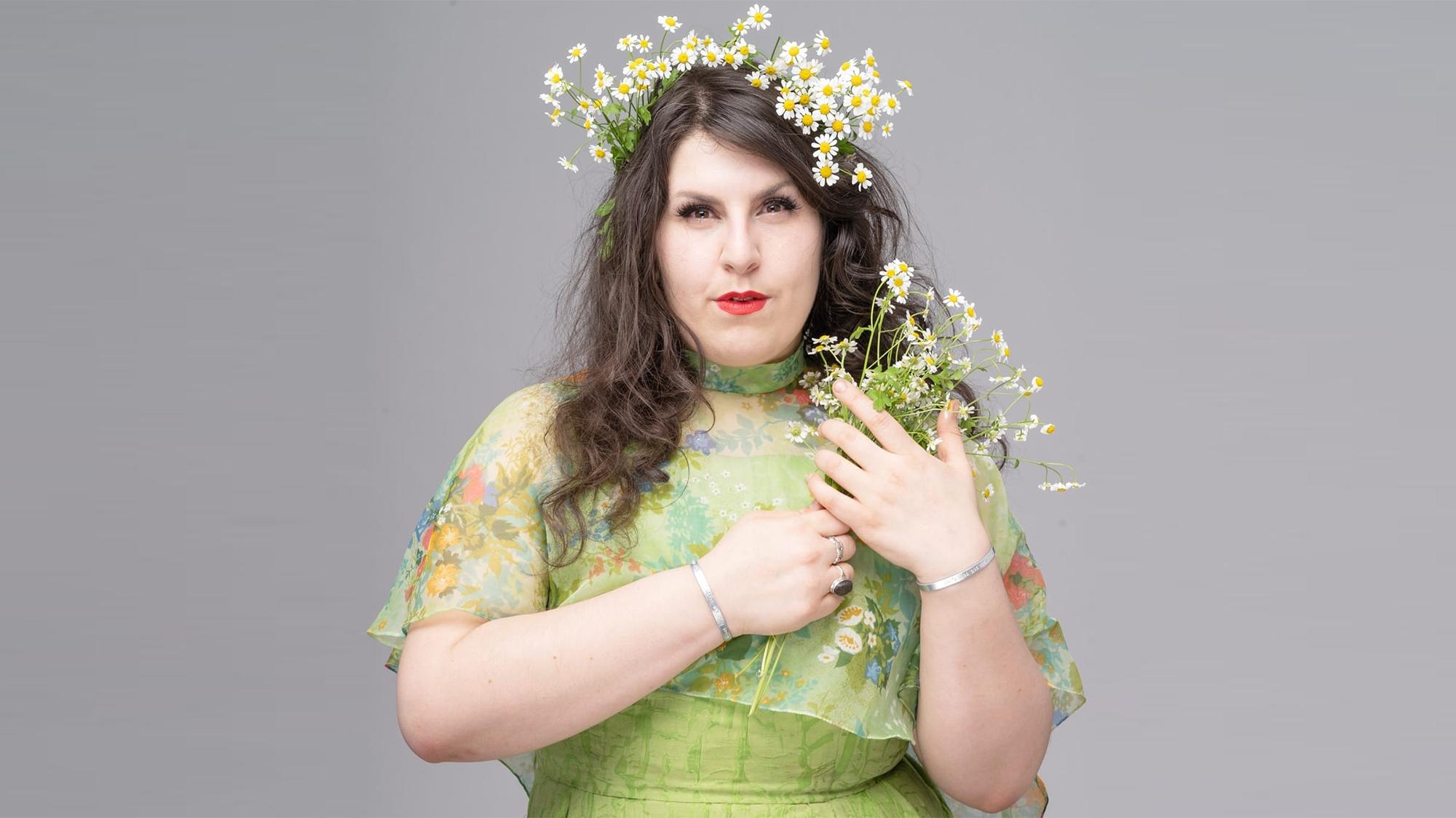 Florrie Bagel: Flower Power