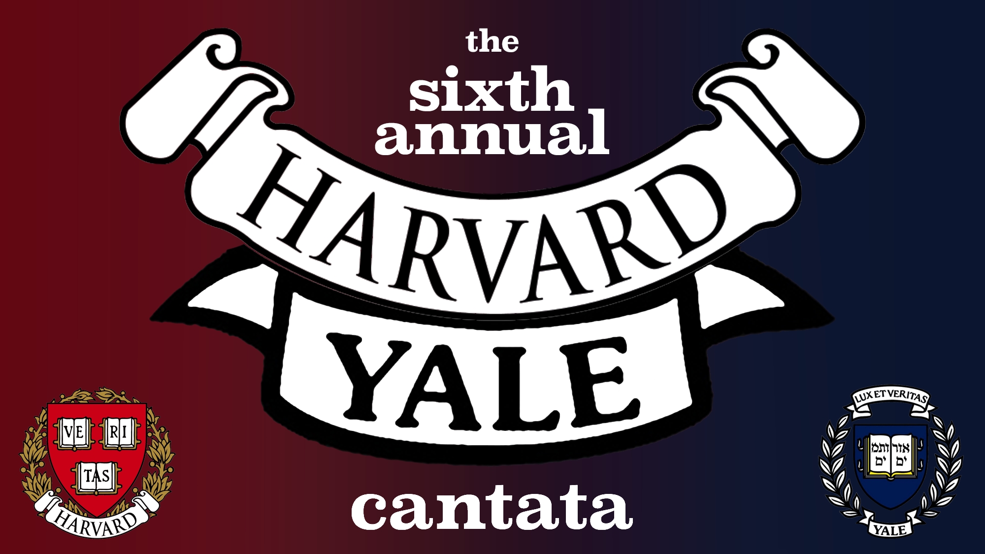 The Harvard-Yale Cantata